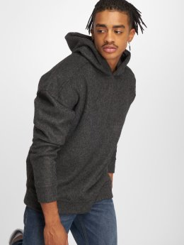 Jack & Jones Sweat capuche jprRoll gris