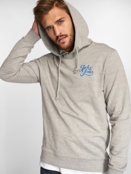 Jack & Jones Sweat capuche Jorgalions gris