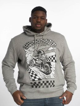 Jack & Jones Sweat capuche jorBoozeride gris