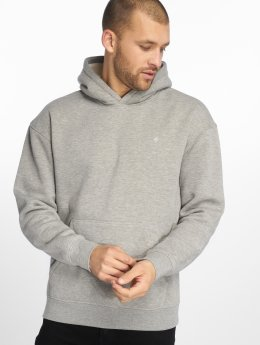 Jack & Jones Sweat capuche jorTeddytopi gris