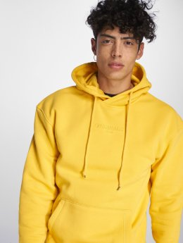 Jack & Jones Sweat capuche Jortopipop jaune
