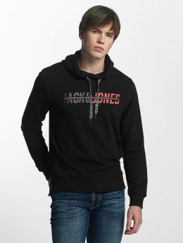 Jack & Jones Sweat capuche jcoLinn noir