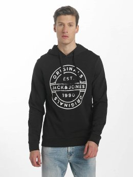 Jack & Jones Sweat capuche jorSlack noir