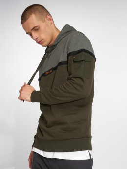 Jack & Jones Sweat capuche Jcowork olive