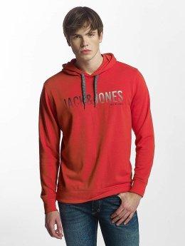 Jack & Jones Sweat capuche jcoLinn rouge