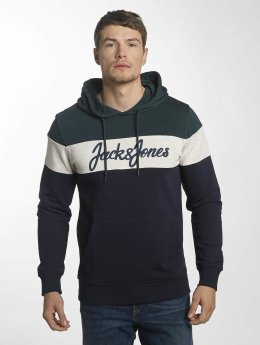 Jack & Jones Sweat capuche jorGold vert