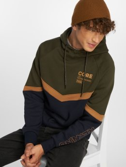 Jack & Jones Sweat capuche jcoBalou vert