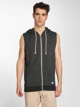 Jack & Jones Sweat capuche zippé jorRecycle gris