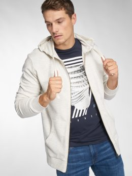 Jack & Jones Sweatvest jjeHolmen wit