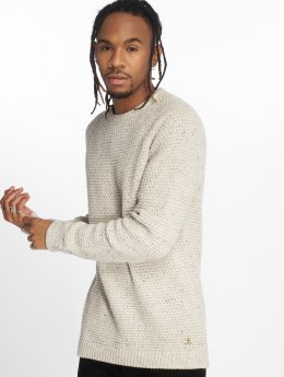 Jack & Jones Swetry Jprbrad bezowy