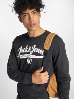 Jack & Jones Swetry Jorgalions czarny