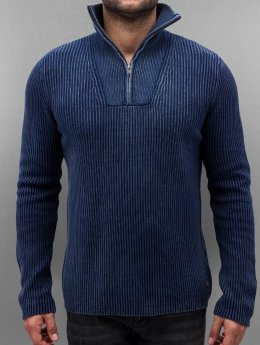 Jack & Jones Swetry jorArnold  niebieski