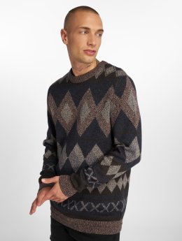 Jack & Jones Swetry jprWest niebieski