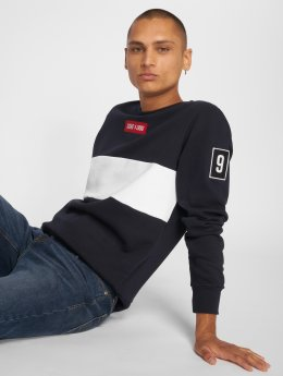 Jack & Jones Swetry Jcomarvin niebieski