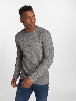 Jack & Jones Swetry jprThomas Knit szary
