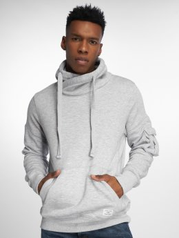 Jack & Jones Swetry jcoLeo szary