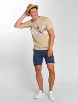 Jack & Jones T-paidat jorFilter beige