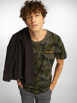Jack & Jones T-paidat jcoToni camouflage