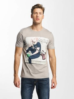 Jack & Jones T-paidat jorComet harmaa
