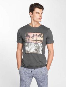 Jack & Jones T-paidat jorRoad harmaa
