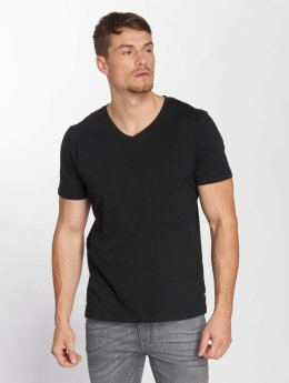 Jack & Jones T-paidat jjePlain musta