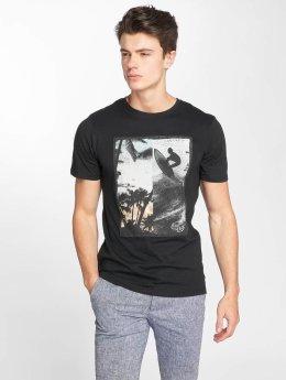 Jack & Jones T-paidat jorRoad musta