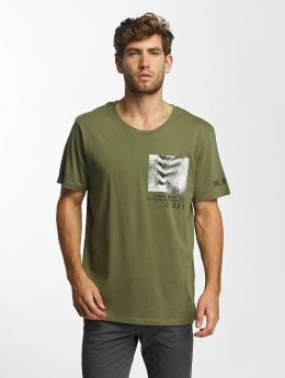 Jack & Jones T-paidat jcoKonrad oliivi