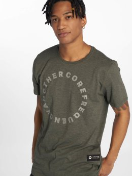 Jack & Jones T-paidat jcoGel oliivi