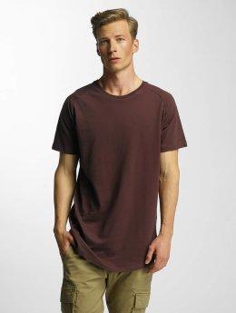 Jack & Jones T-paidat jcoRafe ruskea