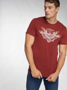 Jack & Jones T-paidat jprAshley ruskea