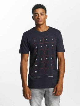 Jack & Jones T-paidat jjcoConcept sininen