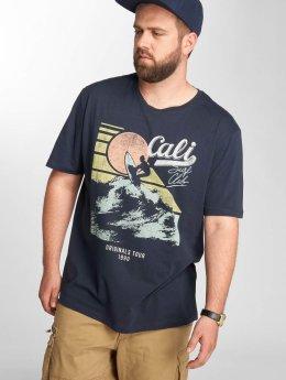 Jack & Jones T-paidat jorPleo sininen