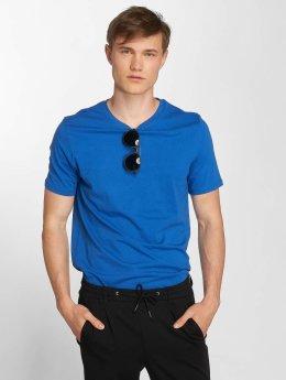 Jack & Jones T-paidat jjePlain sininen