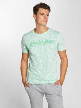 Jack & Jones T-paidat jorFlurosloth turkoosi