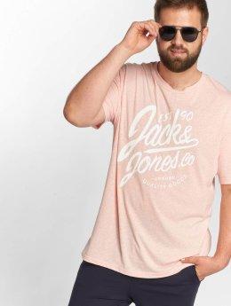 Jack & Jones T-paidat jorBreezes vaaleanpunainen