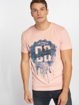 Jack & Jones T-paidat jorTurtle vaaleanpunainen