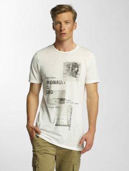Jack & Jones T-paidat jorRock valkoinen