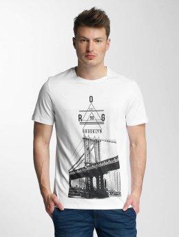 Jack & Jones T-paidat jjorGalion valkoinen