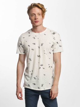Jack & Jones T-paidat jorScratch valkoinen