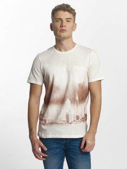 Jack & Jones T-paidat jorMotion valkoinen