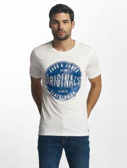 Jack & Jones T-paidat jorStood valkoinen
