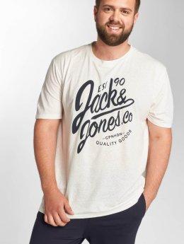Jack & Jones T-paidat jorBreezes valkoinen