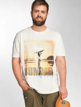 Jack & Jones T-paidat jorPolaroids valkoinen