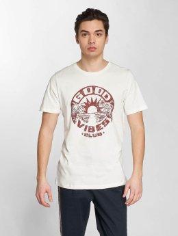 Jack & Jones T-paidat jorFelt valkoinen