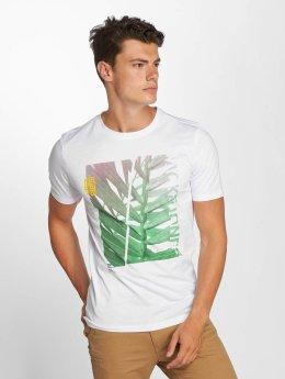 Jack & Jones T-paidat jcoColes valkoinen