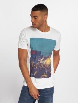 Jack & Jones T-paidat jorPopeye valkoinen