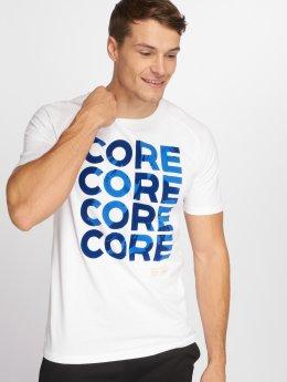 Jack & Jones T-paidat jcoExtra valkoinen