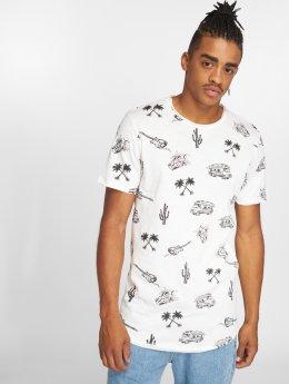 Jack & Jones T-paidat jorPumped valkoinen