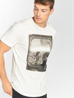 Jack & Jones T-paidat jorVirtual valkoinen