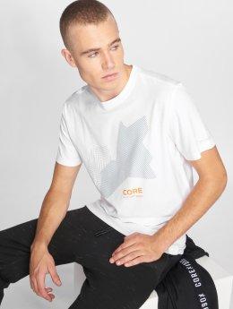 Jack & Jones T-paidat jcoNine valkoinen